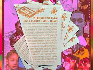 Underground Flex: Cassh Cartel & B. Blazo