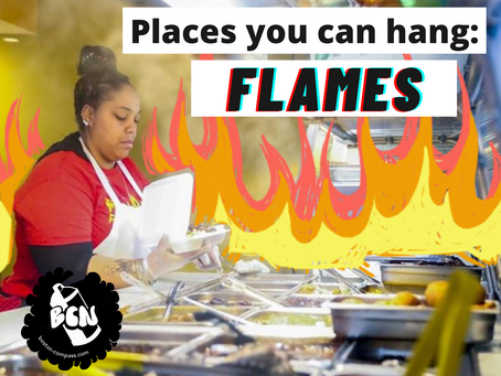Places You Can Hang: Flames Restaurant