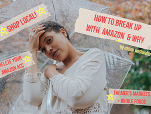 How to Break Up with Amazon and Why