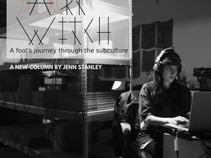 ARTWITCH: a fool's journey through the subculture
