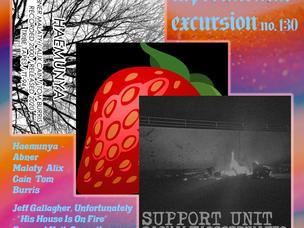 Experimental Excursion: A look back at November