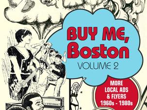 Buy Me, Boston Vol. 2 Release