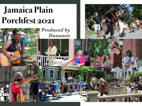 BAO Fam Share: New organization to produce Jamaica Plain Porchfest!