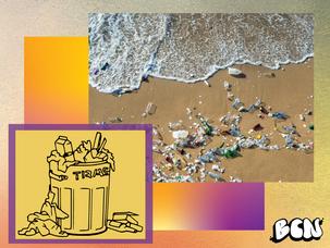 Waste Is Woeful—Secret Plastics