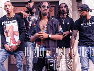 Underground Flex: NNCHVLNT Records Is Bound by Loyalty & Blood