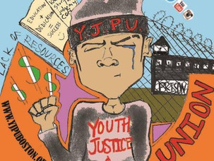 Youth Justice & Power Union: A POC, Grassroots Voice for Police Divestment