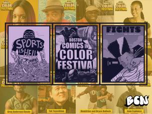 Boston Comics in Color Festival