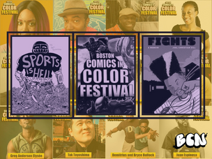 Boston Comics in Color Festival