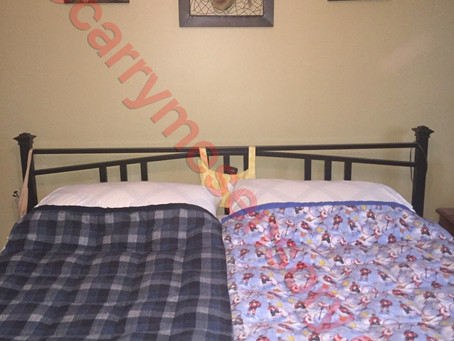 Weighted blankets for king size beds