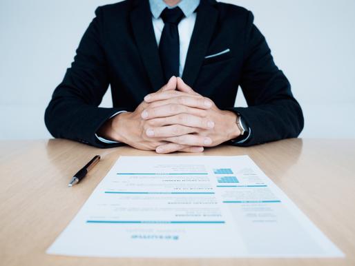 ¿Cómo prepararse para una entrevista de trabajo (en inglés)?