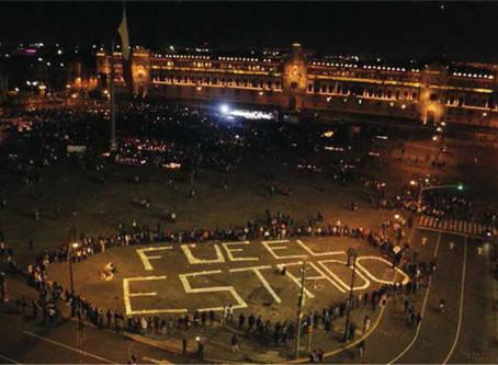 La Red Rompe El Miedo: Acciones Ciudadanas en Contextos de Represión