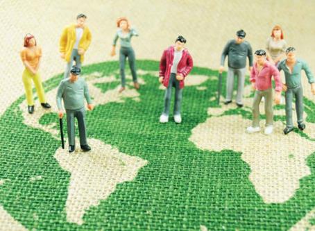 SuperPoblación o Cooperación Mundial: La Humanidad Elige