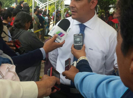 Mtro. Ángel Rodolfo Uribe González: La Prevención del Delito en el Estado de México