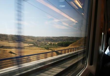 La Vida es como un Viaje en Tren