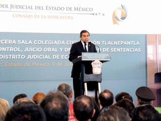 Baruch F. Delgado Carbajal: El Poder Judicial del Estado de México
