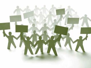 El Reto de la Sociedad: Organizarse y Trascender más allá de la Marcha, el Plantón y el Bloqueo
