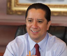Jorge Olvera García, Imprimiendo un Sentido Humanista en la UAEM
