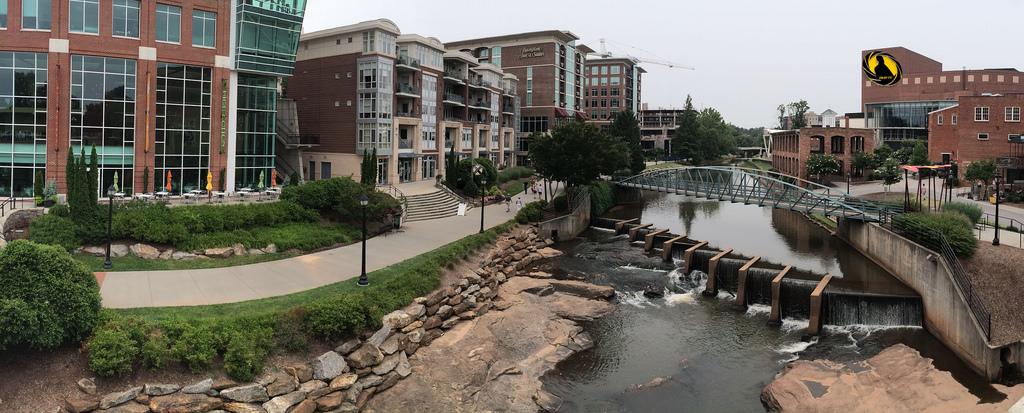 greenville riverwalk