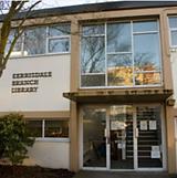 VPL Kerrisdale branch