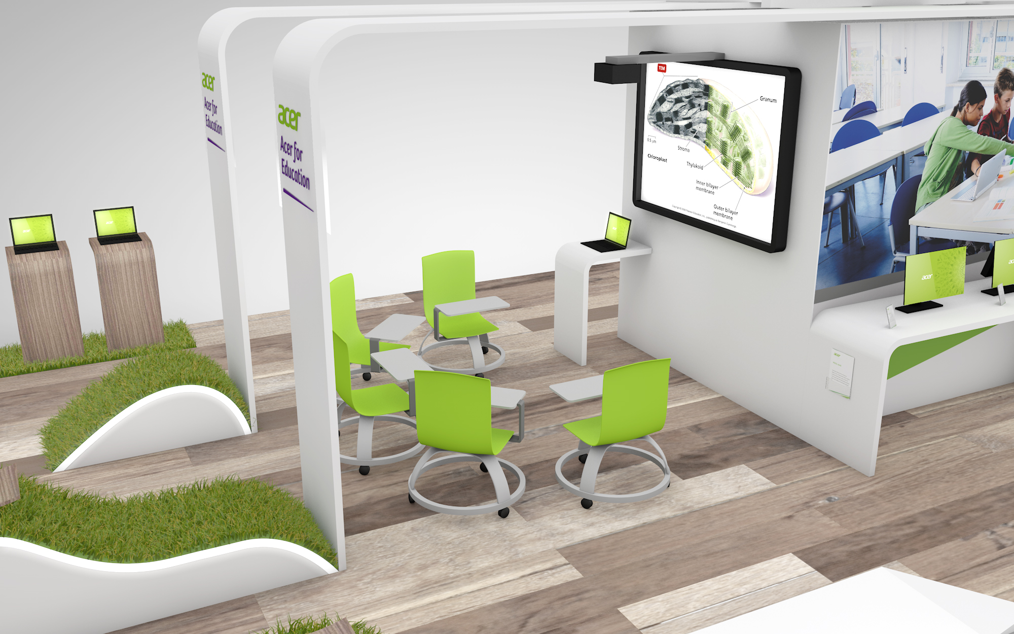 Acer / classroom