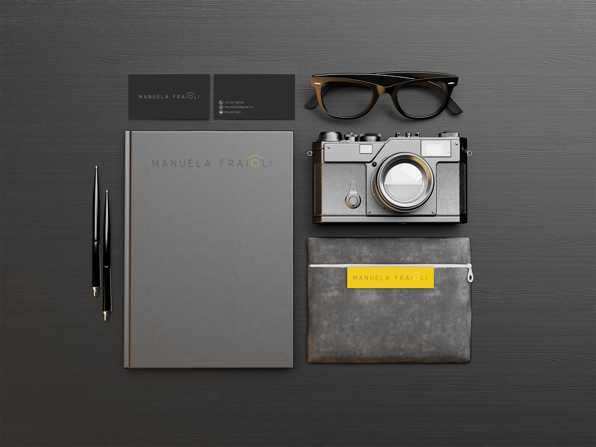 Manuela Fraioli / brand identity