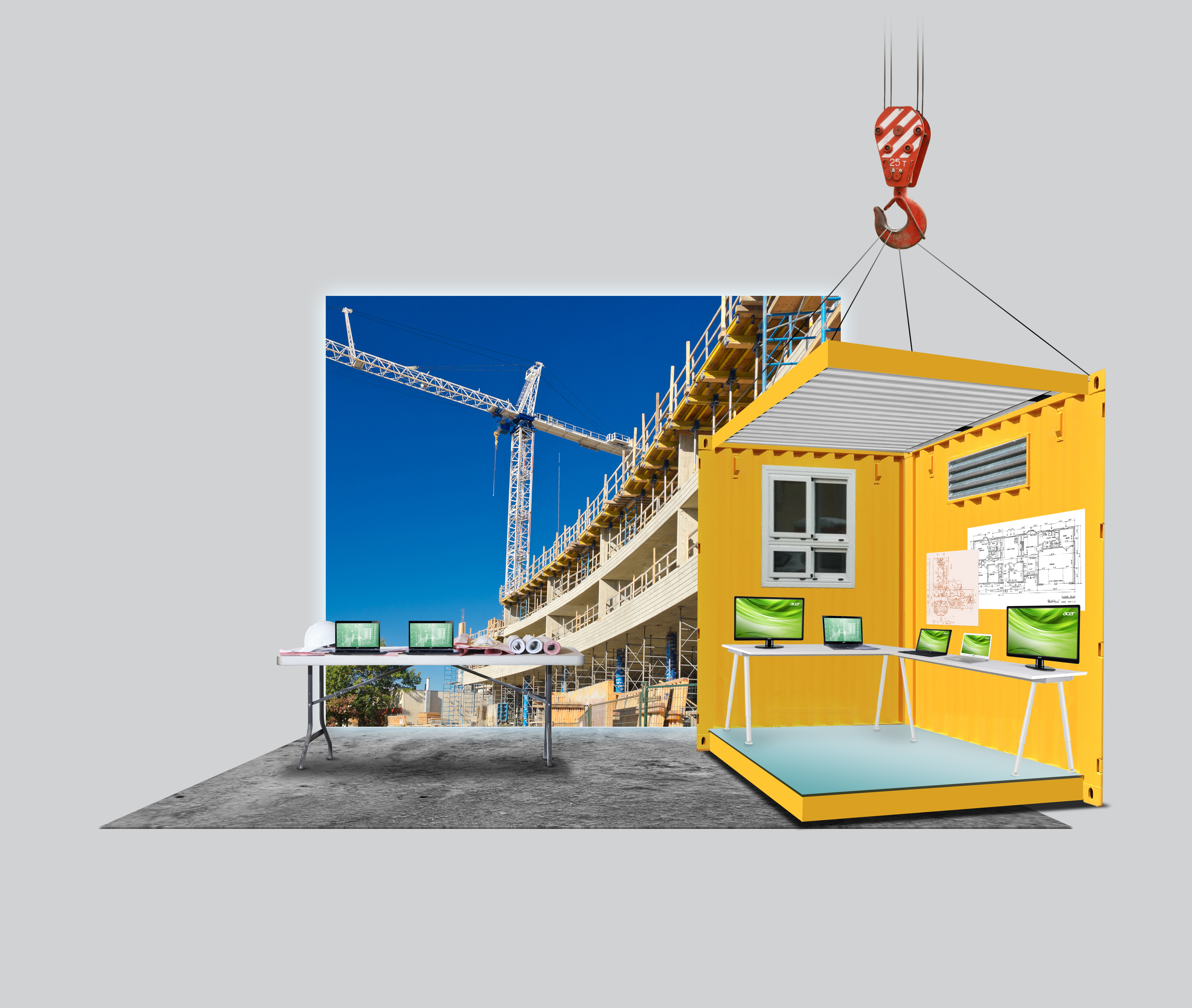 Acer / Building Yard