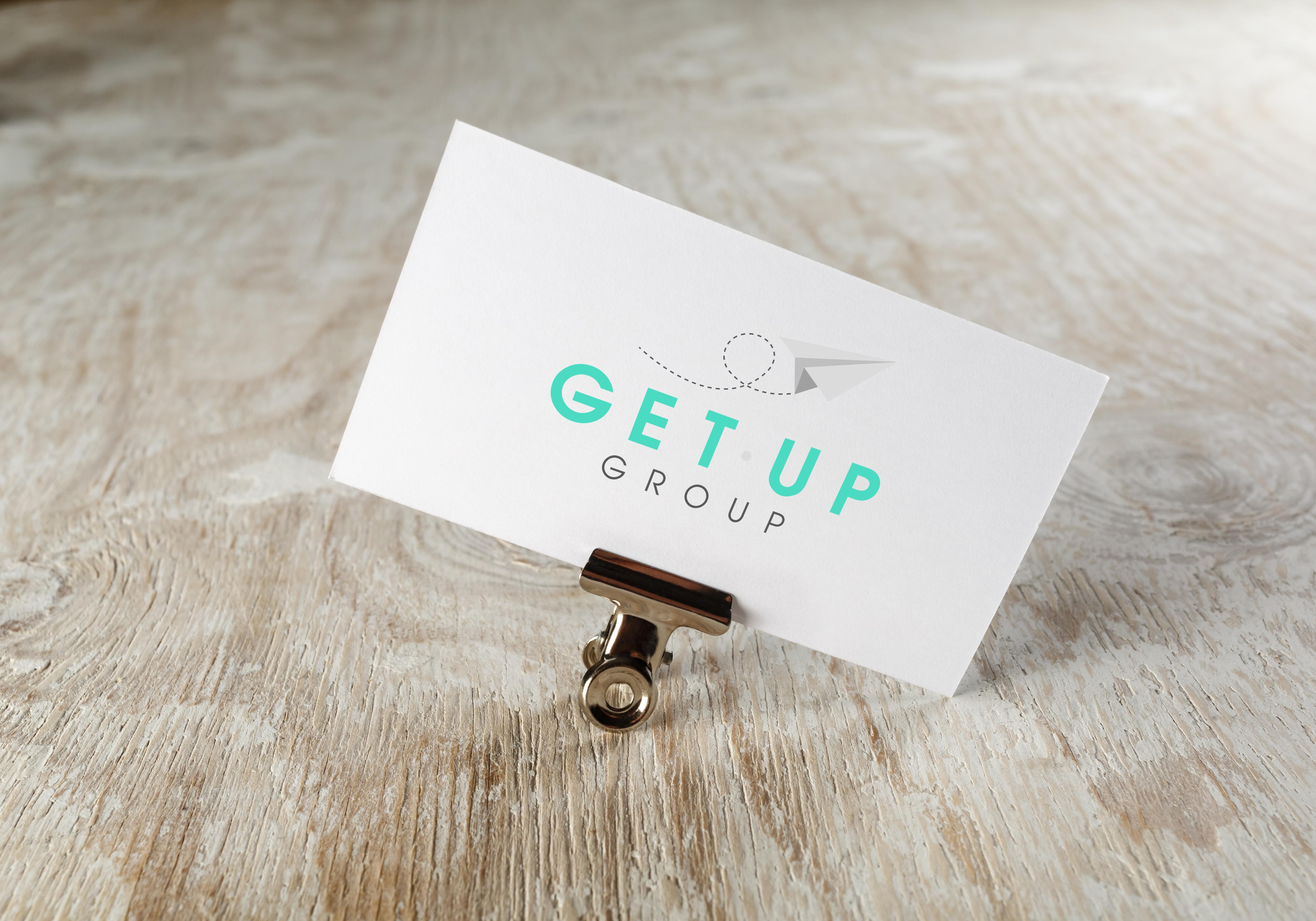 GetUp / logo