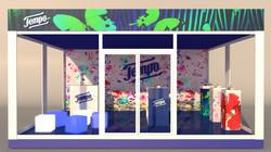 Tempo / 3d shop view