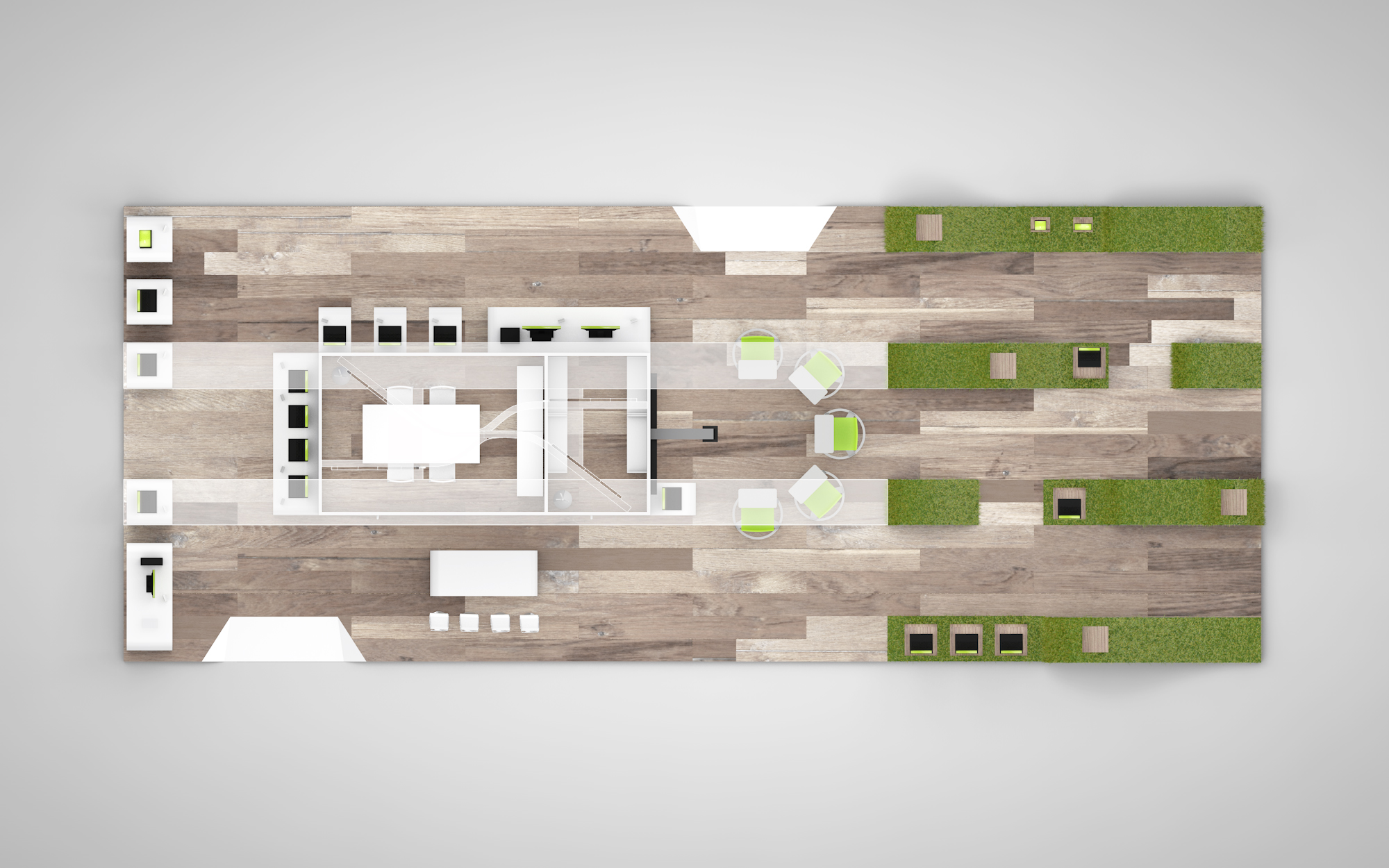 Acer / top view