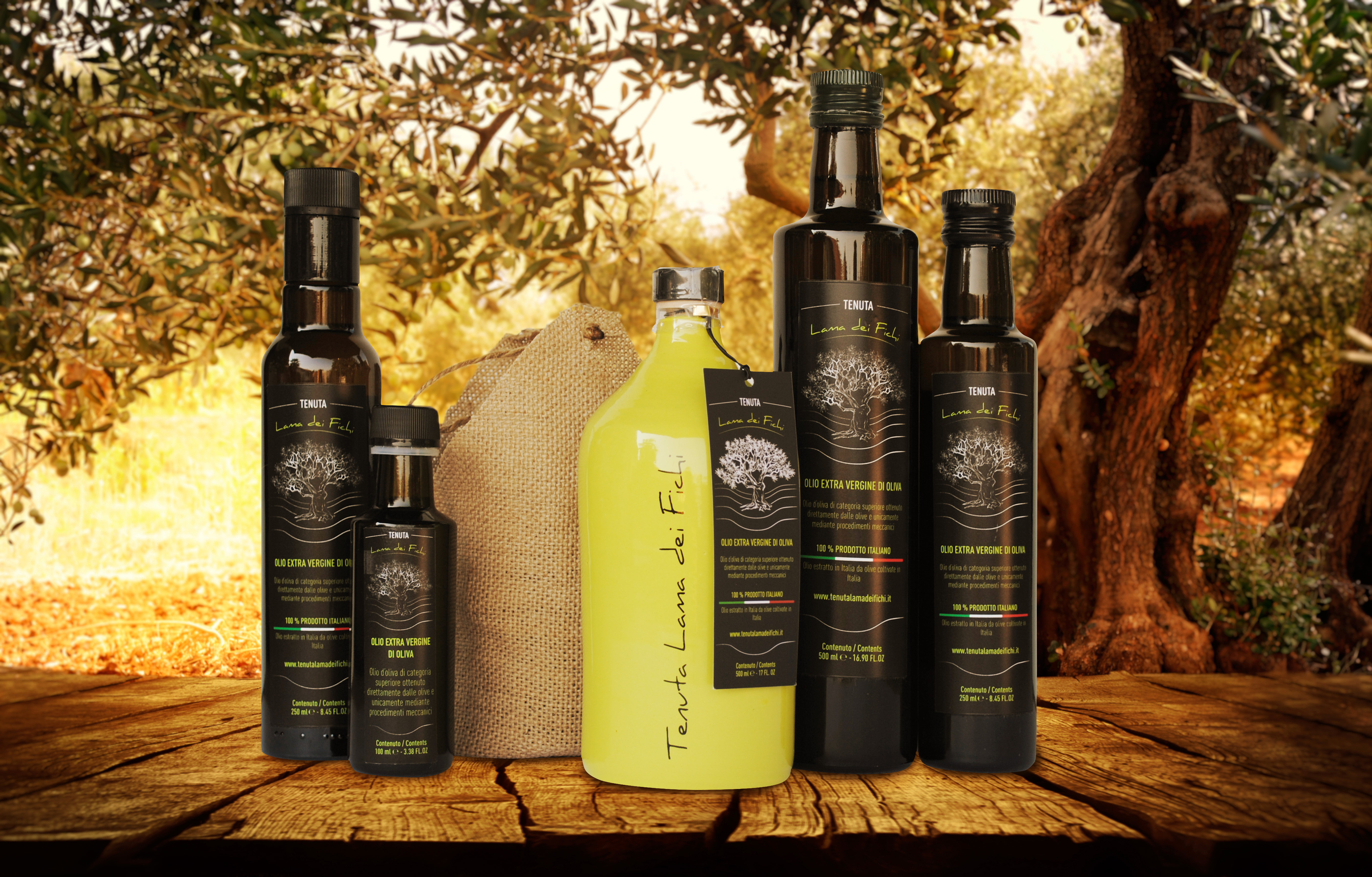 Tenuta Lama dei Fichi / products set
