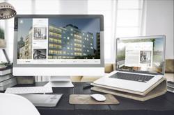 Beltrade Palace / Website page