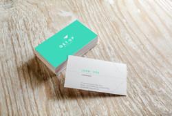 GetUp / business card
