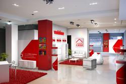 Vodafone Casa / floor +1
