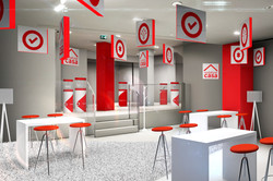 Vodafone Casa / floor -1 workshop