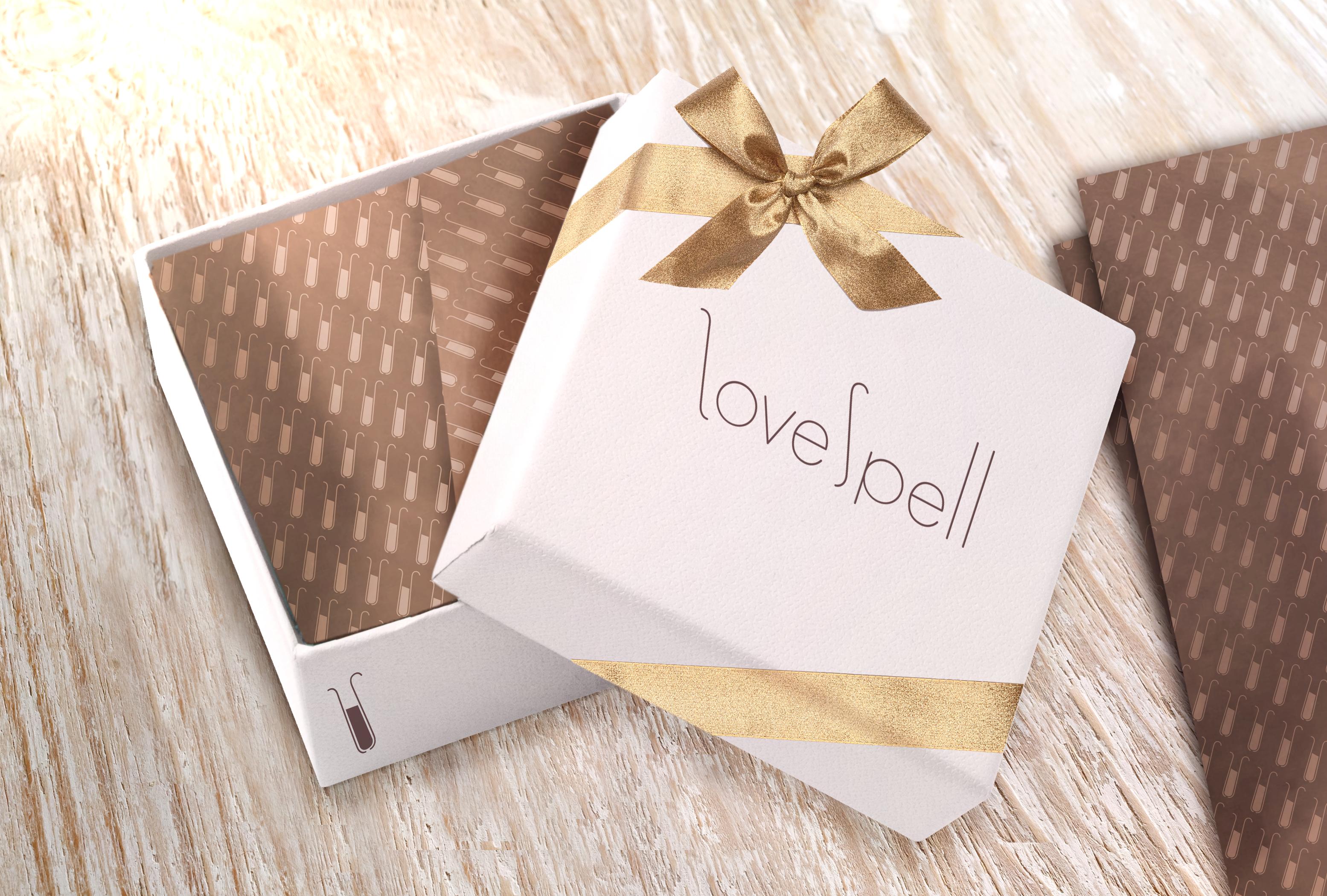 LoveSpell / packaging