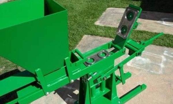 Prensa maquina para fabricar ladrillo ecológico