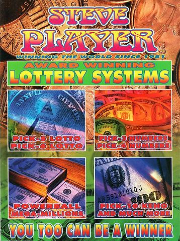 Details about WINNING FLORIDA CASH KING LOTTERY SYSTEM - PICK-3 & PICK-4  Steve Player