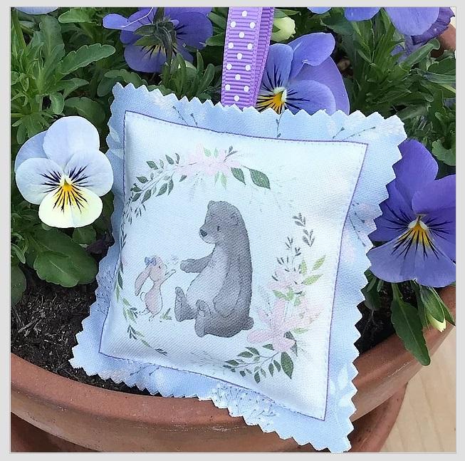 bunnybearsachet