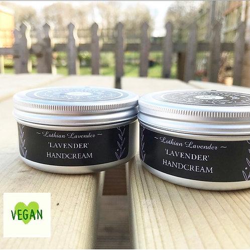 Lavender Handcream (contains essential oils)