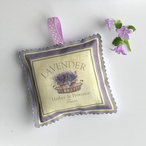 Herbes de Provence lavender bag