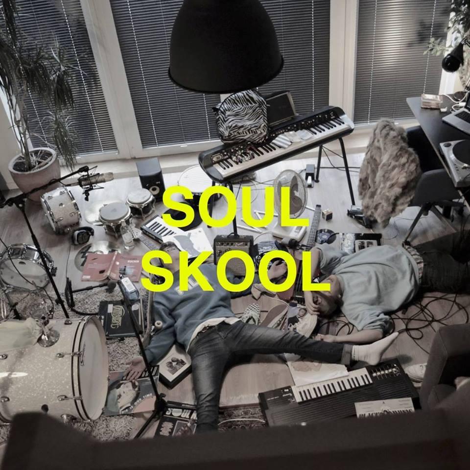 Soulskool Album Cover