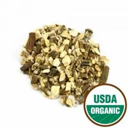 Organic Dandelion Root Raw
