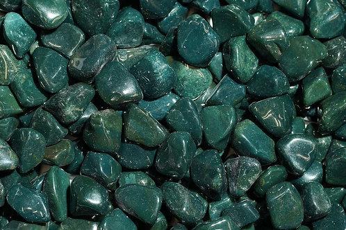 Brazil Bloodstone Tumbled Gemstone
