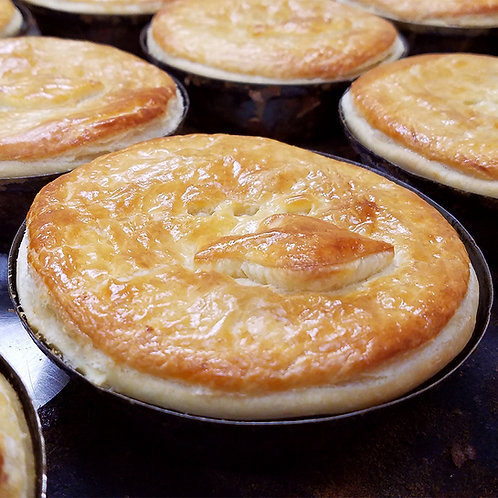 Bolognaise Beef Mince & Cheese Pie