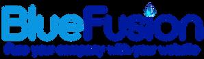 BlueFusion Christchurch Web Development Logo