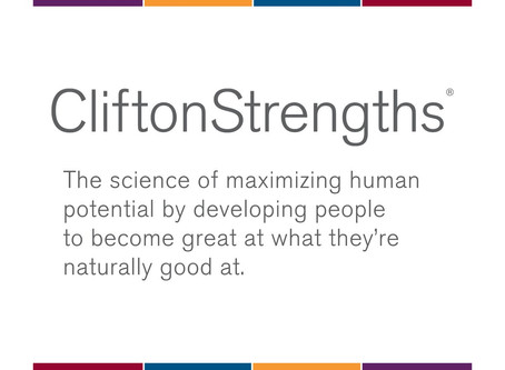 Do you have the key? - CliftonStrengths®
