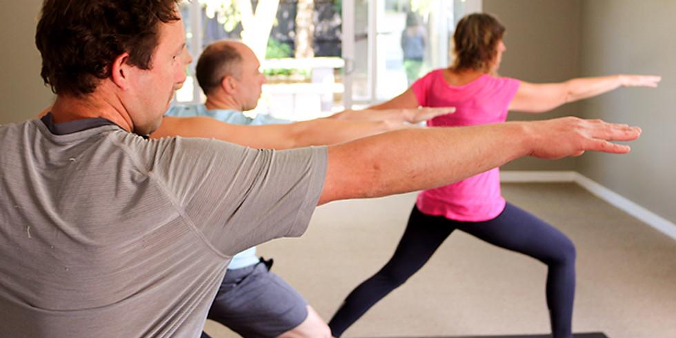 Gentle Yoga Term 3  - Monday 10am Class