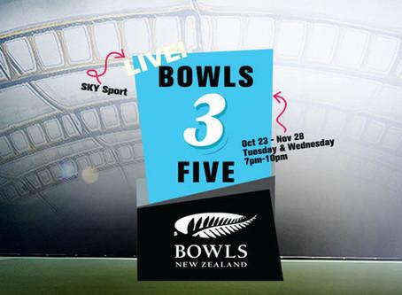 Bowls 3 Fives