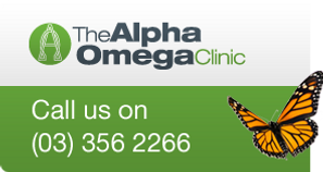 Call the Alpha Omega Clinic