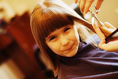 shear havoc haircut girl